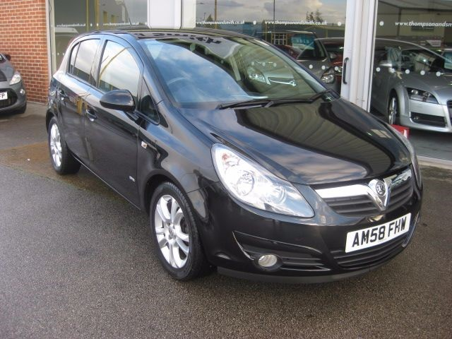 used Vauxhall Corsa SXi 1.4i 16v 5dr A/C 12 Months RAC Warranty in louth