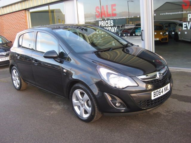 used Vauxhall Corsa SXi 1.4i 16v 5dr A/C LOW MILEAGE in louth