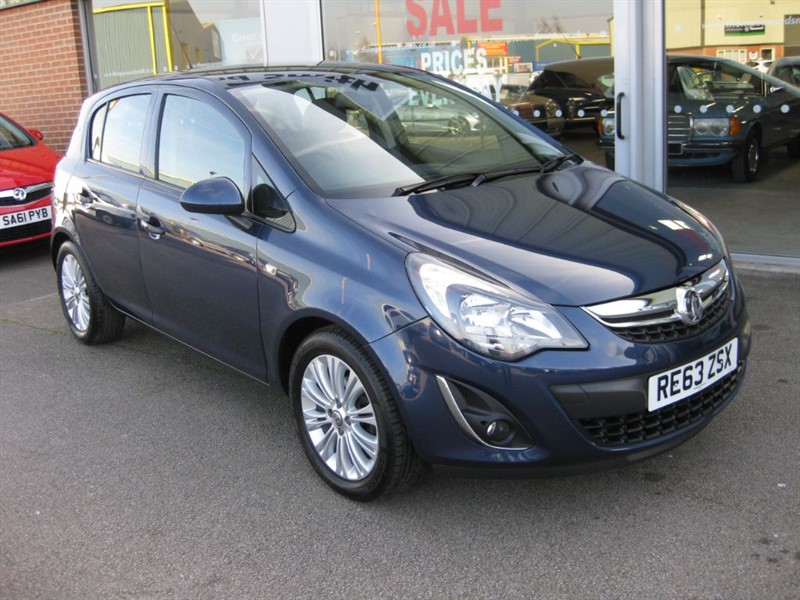 used Vauxhall Corsa SE 1.4i 16v 5dr Auto LOW MILEAGE in louth