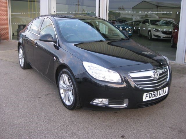 used Vauxhall Insignia SRi 1.8i 16v 140PS 5dr RAC Warranty   in louth