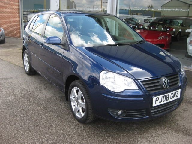 used VW Polo Match 1.4 5dr Auto RAC Warranty in louth