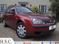 Used Ford Mondeo LX 16V