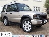 Used Land Rover Discovery V8I ES 5STR