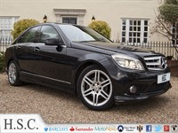 Used Mercedes C220 CDI SPORT