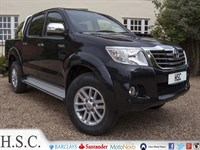 Used Toyota Hilux HI-LUX ICON 4X4 D-4D DCB