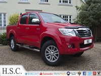 Used Toyota Hilux INVINCIBLE 4X4 D-4D DCB *NO VAT*