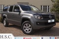 Used VW Amarok DC TDI TRENDLINE 4MOTION