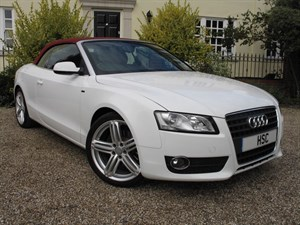 used Audi A5 TFSI SE in chelmsford-essex