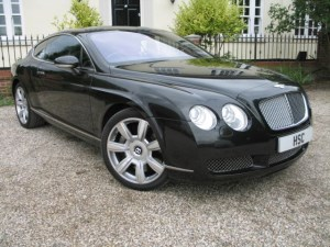 used Bentley Continental GT  in chelmsford-essex