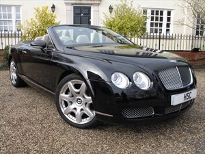 used Bentley Continental GTC W12 6.0 MULLINER EVERY OPTIONAL EXTRA in chelmsford-essex