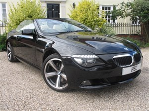 used BMW 635d SPORT in chelmsford-essex