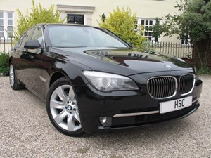 used BMW 730d SE in chelmsford-essex