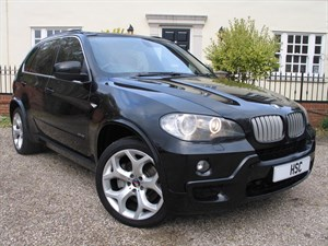 used BMW X5 SD M SPORT in chelmsford-essex