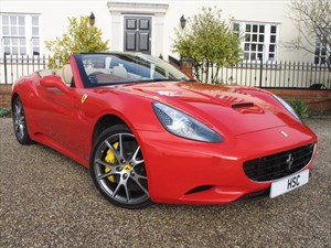 used Ferrari California 2 PLUS 2 in chelmsford-essex