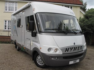 used Fiat Ducato HYMER B564 in chelmsford-essex