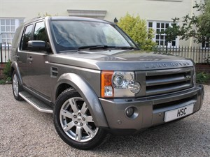 used Land Rover Discovery 3 TDV6 HSE in chelmsford-essex