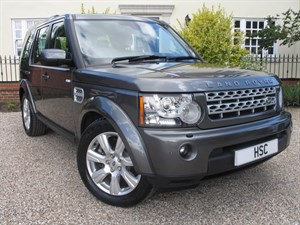 used Land Rover Discovery 4 SDV6 XS **LOW MILEAGE** in chelmsford-essex