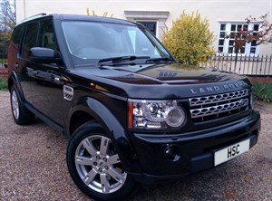used Land Rover Discovery 4 TDV6 XS in chelmsford-essex