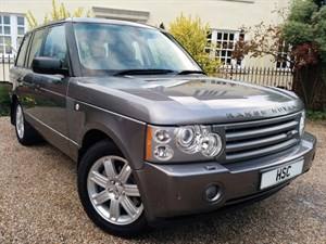 used Land Rover Range Rover TDV8 VOGUE in chelmsford-essex