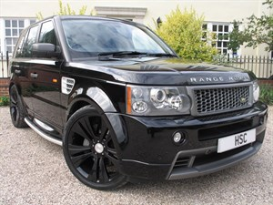 used Land Rover Range Rover Sport 3.6 TDV8 HST SUNROOF in chelmsford-essex