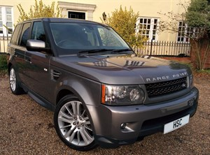 used Land Rover Range Rover Sport TDV6 HSE REAR TV'S in chelmsford-essex