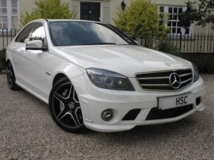 used Mercedes C63 AMG SAT NAV SUNROOF in chelmsford-essex