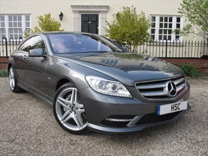 used Mercedes  CL CL500 BLUEEFFICIENCY in chelmsford-essex