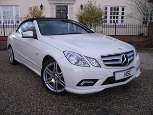 used Mercedes E250 CDI BLUEEFFICIENCY SPORT in chelmsford-essex