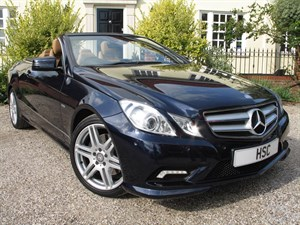 used Mercedes E350 CDI BLUEEFFICIENCY SPORT  in chelmsford-essex