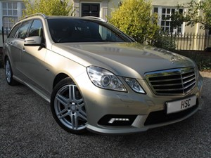 used Mercedes E350 CDI BLUEEFFICIENCY SPORT 7 SEATS in chelmsford-essex