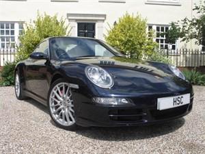 used Porsche 911 TARGA 4S TIPTRONIC S in chelmsford-essex