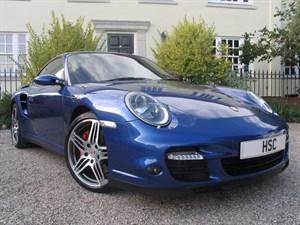 used Porsche 911 Turbo 997 2007 MODEL in chelmsford-essex