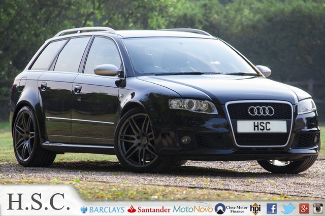 used Audi A4 RS4 QUATTRO in chelmsford-essex