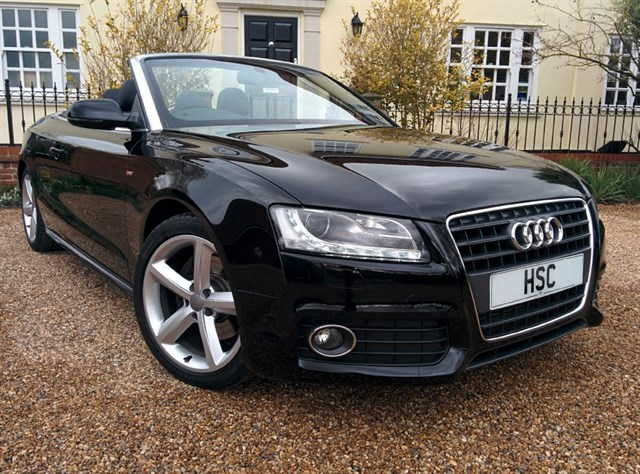 Click here for more details about this Audi A5 TFSI S LINE