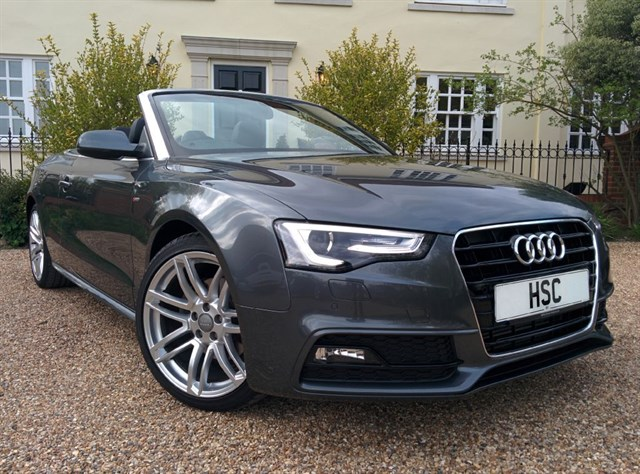 Audi A5 TFSI S LINE SPECIAL EDITION