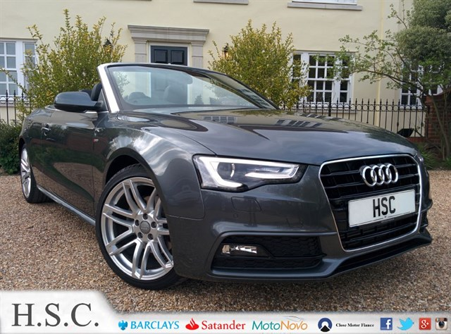 Click here for more details about this Audi A5 TFSI S LINE SPECIAL EDITION