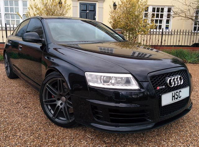 Click here for more details about this Audi A6 RS6 QUATTRO