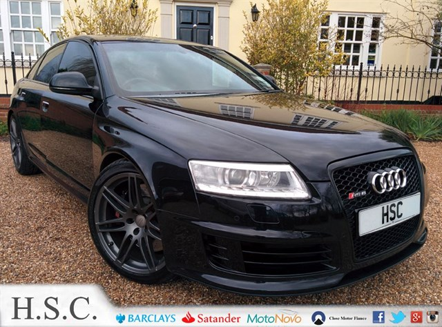 Click here for more details about this Audi RS6 50TFSI 4dr Tiptronic 4WD