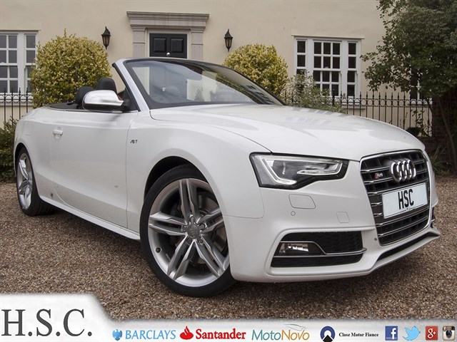 Click here for more details about this Audi S5 TFSI QUATTRO SS