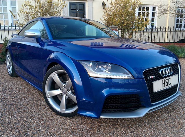 Click here for more details about this Audi TT RS TFSI QUATTRO
