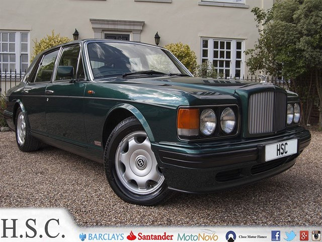 Click here for more details about this Bentley TURBO S