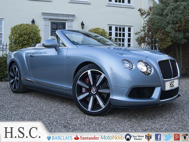 used Bentley Continental GT V8 S in chelmsford-essex