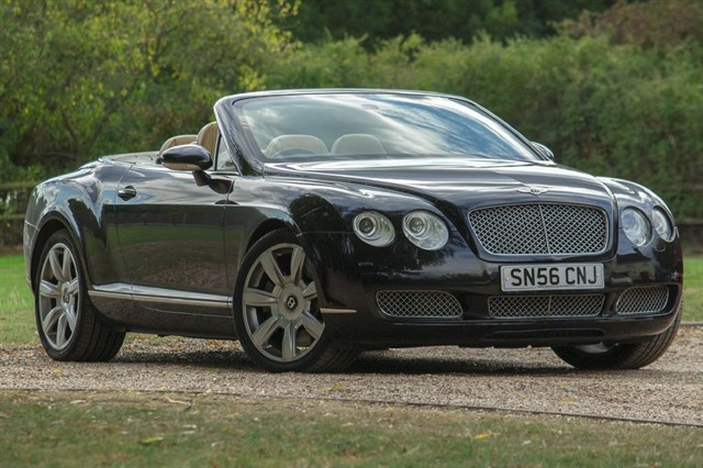 used Bentley Continental GTC  in chelmsford-essex