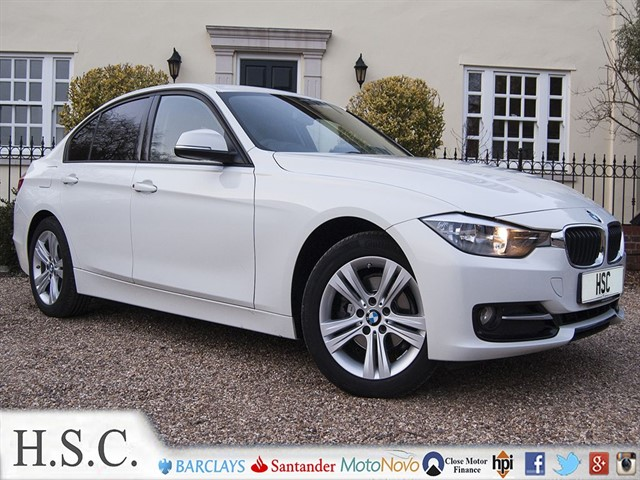 used BMW 318d SPORT in chelmsford-essex