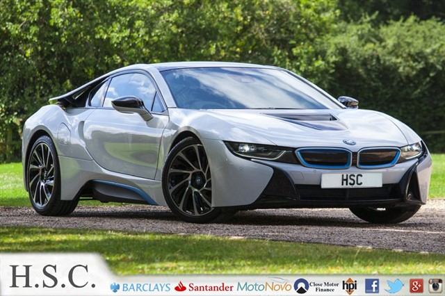 used BMW i8 I8 in chelmsford-essex