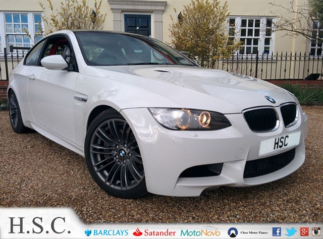 Click here for more details about this BMW M3 2dr DCT