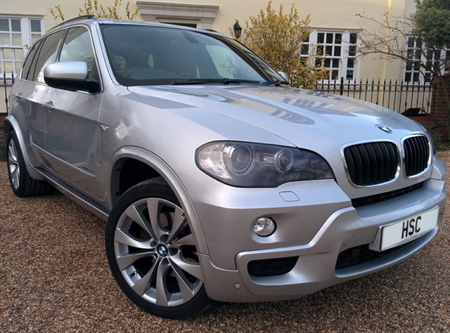Click here for more details about this BMW X5 XDRIVE 30D M SPORT - 7 SEATS