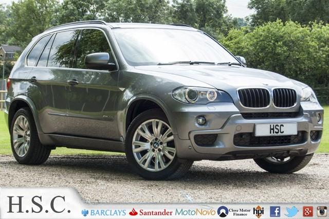 used BMW X5 XDRIVE30D M SPORT in chelmsford-essex