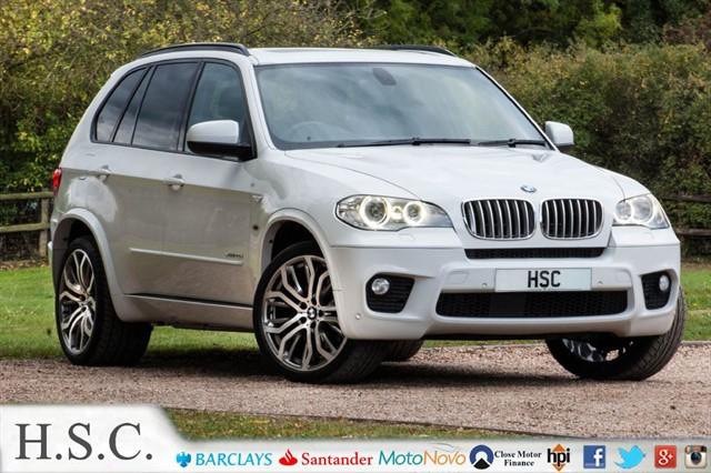 used BMW X5 XDRIVE40D M SPORT *7 Seats* in chelmsford-essex