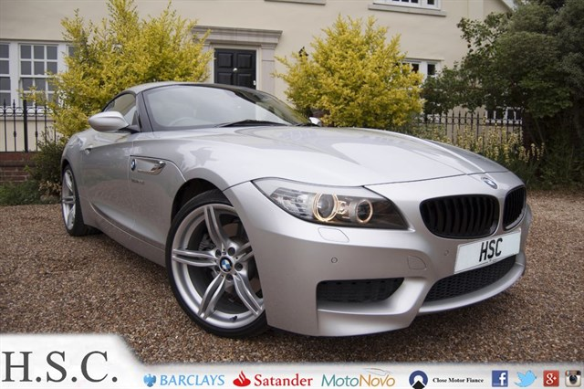 Click here for more details about this BMW Z4 SDRIVE28I M SPORT ROADSTER